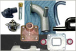 Marine Cooling System Accessories